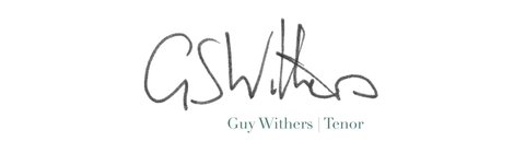 Guy Withers - Tenor